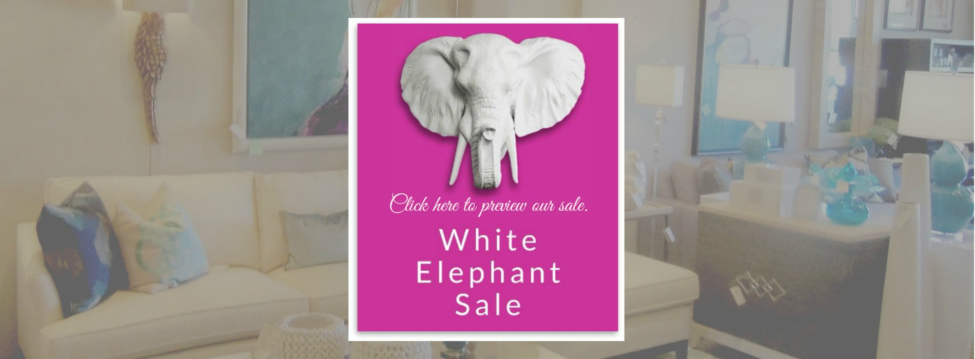 glo-white-elephant-sale